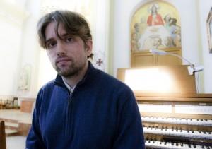Gonzalo y órgano